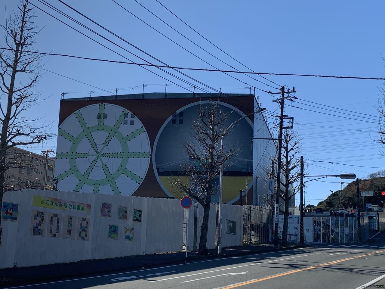 高速横浜環状南線上郷付近